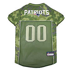 New England Patriots NFL Camo Jersey