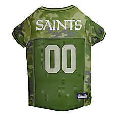 New Orleans Saints NFL Camo Jersey