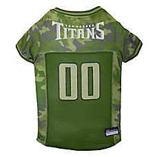 Tennessee Titans NFL Camo Jersey