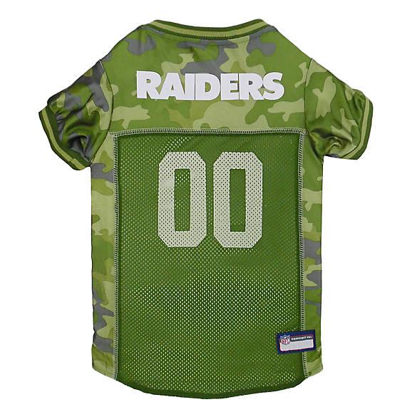 Oakland Raiders NFL Camo Jersey  0eb162a5e