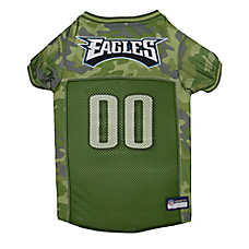 Philadelphia Eagles NFL Camo Jersey