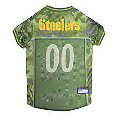 Pittsburgh Steelers NFL Camo Jersey