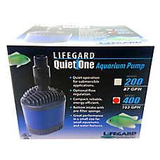 Lifegard Quiet One® Pro Series 400 Aquarium Water Pump