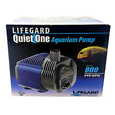 Lifegard Quiet One® Pro Series 800 Aquarium Water Pump