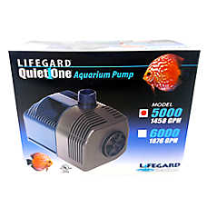 Lifegard Quiet One® Pro Series 5000 Aquarium Water Pump
