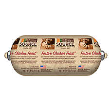 Simply Nourish™ Source Festive Chicken Feast Dog Food Roll - Natural, Grain Free