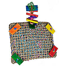 A&E Cage Company Vine Mat Bird Toy