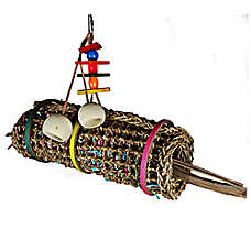 A&E Cage Company Mat Roll Bird Toy