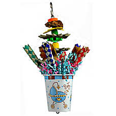 A&E Cage Company Tropical Punch Bird Toy