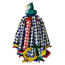 A&E Cage Company Ducky Long Legs Bird Toy