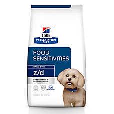 Hill's® Prescription Diet® z/d Skin/Food Sensitivities Small Bites Dog Food - Original
