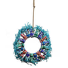 A&E Cage Company Fire Ring Bird Toy