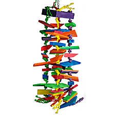 A&E Cage Company Tremendous Chew Bird Toy