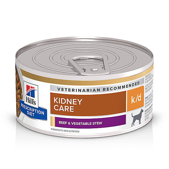 Image Result For Hills Kidney Care Canned Dog Food