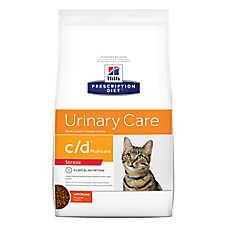 Hill's® Prescription Diet® c/d Multicare Stress Urinary Care Cat Food - Chicken