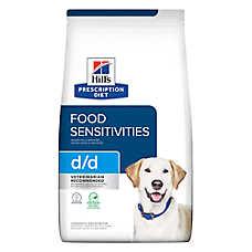 Hill's® Prescription Diet® d/d Skin/Food Sensitivities Dog Food - Grain Free, Potato & Venison