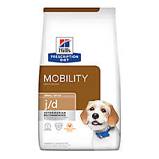 Hill's® Prescription Diet® j/d Joint Care Small Bites Dog Food - Chicken
