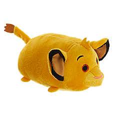 "Disney® Simba ""Tsum Tsum"" Dog Toy - Plush, Squeaker"