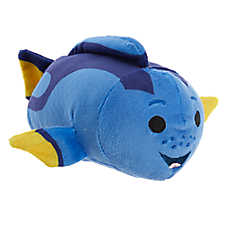 "Disney® Dory ""Tsum Tsum"" Dog Toy - Plush, Squeaker"