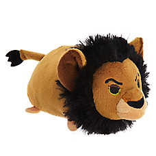 "Disney® Scar ""Tsum Tsum"" Dog Toy - Plush, Squeaker"