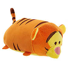 "Disney® Tigger ""Tsum Tsum"" Dog Toy - Plush, Squeaker"