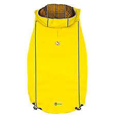 GF Pet™ Elasto-Fit® Reversible Dog Raincoat