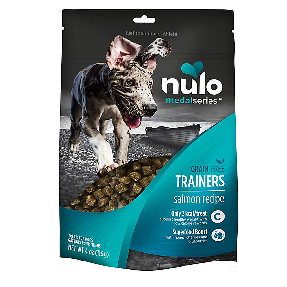 Nulo MedalSeries Trainers Dog Treat - Natural, Grain Free ...