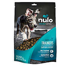 Nulo MedalSeries Trainers Dog Treat - Natural, Grain Free, Salmon Recipe