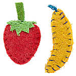 All Living Things® Loofah Fruit Small Pet Chews