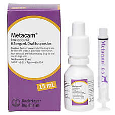Metacam Anti-Inflammatory Oral Suspension For Dogs
