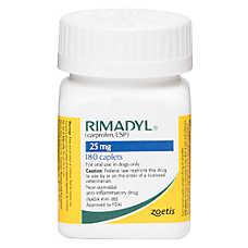 Rimadyl Pain and Arthritis Caplet