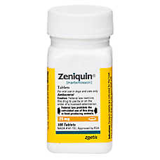 Zeniquin Tablets for Dogs & Cats