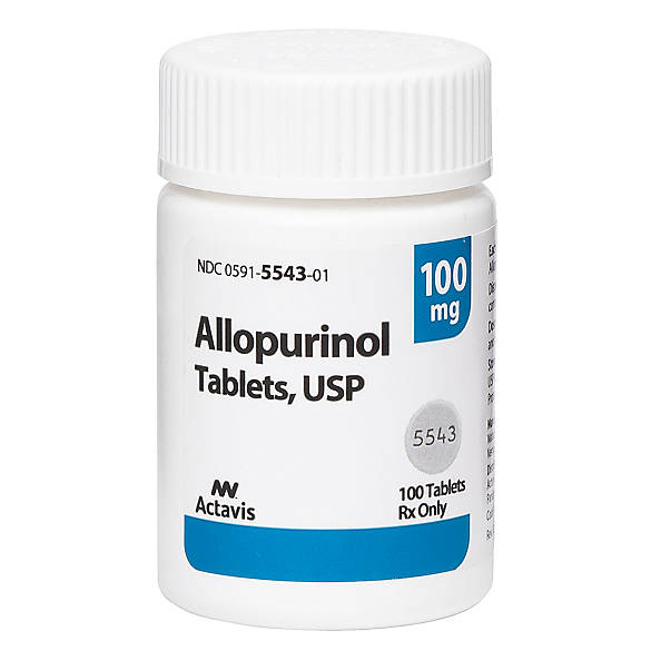 Allopurinol Discount