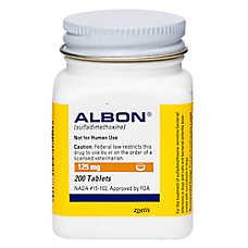 Albon Tablet