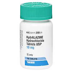 Hydralazine Tablet