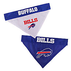 Pets First Buffalo Bills NFL Reversible Bandana