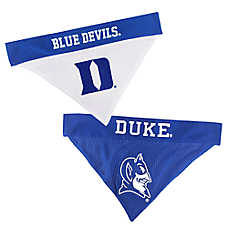 Pets First Duke Blue Devils NCAA Reversible Bandana