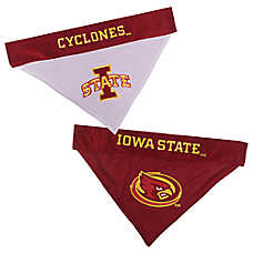 Pets First Iowa State Cyclones NCAA Reversible Bandana