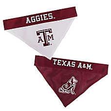 Pets First Texas A&M Aggies NCAA Reversible Bandana