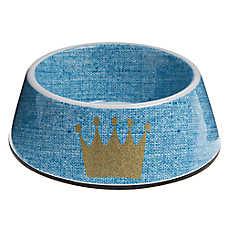 Top Paw® Puppy Crown Dog Bowl