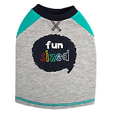 "Top Paw® ""Fun Sized"" Pet Tee"