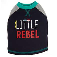 """Top Paw® """"Little Rebel"""" Pet Tee"""