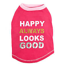 Top Paw® Happy Looks Good Pet Tee