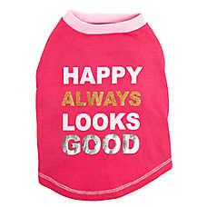 Top Paw® Happy Looks Good Pet Tee