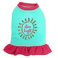 Top Paw® Shine Bright Pet Dress