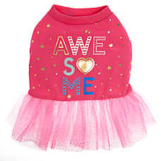 Top Paw® Awesome Tulle Pet Dress