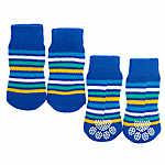 Top Paw® Striped Pet Socks