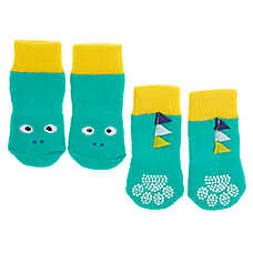 Top Paw® Dino Pet Socks