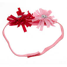 Top Paw® Flower Pet Headband