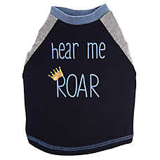 Top Paw® Hear Me Roar Dog Tee